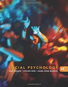 Social Psychology (Available Titles Cengagenow)