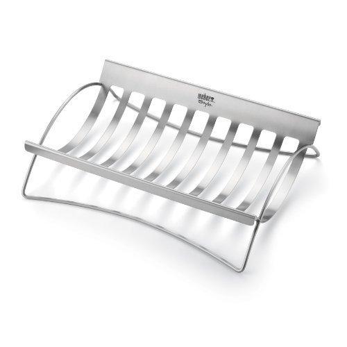 Weber Style Stainless Steel Roast Holder 6436