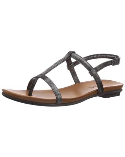 bugatti Sandale schwarz