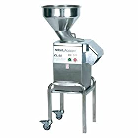 Robot Coupe CL55 Bulk Series D All Metal Commercial Food Processor