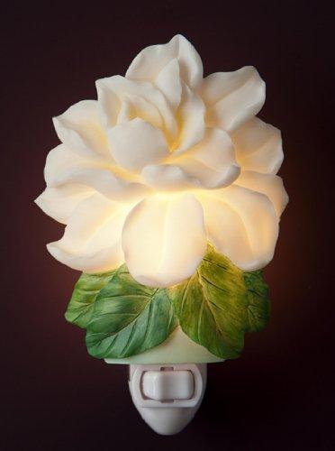 Gardenia Nightlight - Ibis & Orchid Designs Flowers of Light Collection