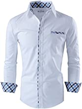 Tom's Ware Chemise habillee Layered interieure-Hommes