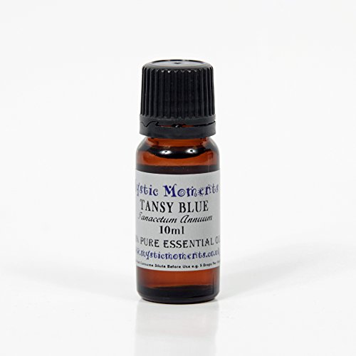 Mystic Moments Tansy Blue Essential Oil 100% Pure 10Ml