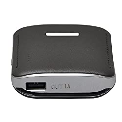 Intex Power Bank 4400 mAh Slim Polymer PB-44 (Grey)