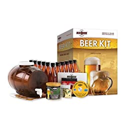 Mr Beer European Brews Collection Complete Home Brewing Kit