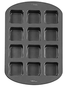 Wilton 2105-0454 Brownie Bar Pan