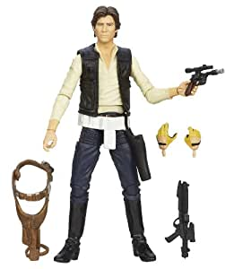 Star Wars  Han Solo Black Series Action Figure
