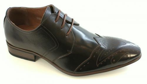 chaussures de ville chaussures homme italienne cuir pleine fleur marco giovani. Black Bedroom Furniture Sets. Home Design Ideas
