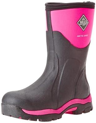 Amazon Com Muckboots Women S Arctic Sport Mid Snow Boot