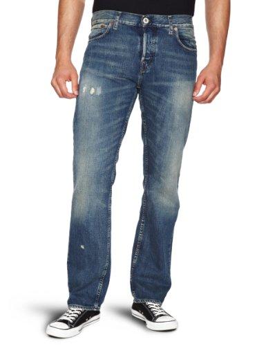 Firetrap Rom G2 Straight Men's Jeans Cafe R W W30in x L34in