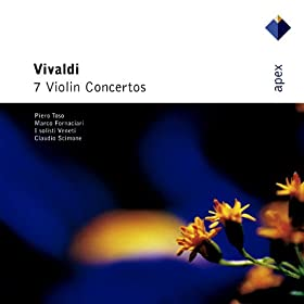 Vivaldi : Violin Concerto in E major RV271, 'L'amoroso' : I Allegro