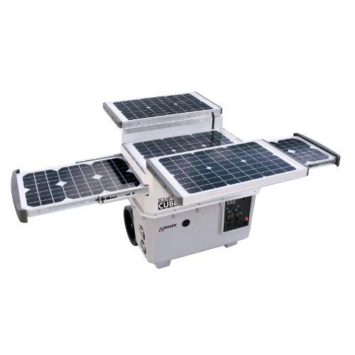 Wagan El2546 Solar E Cube 1500