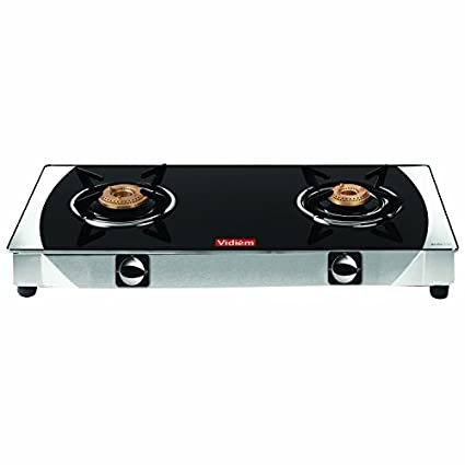 Vidiem Edge Plus Gas Cooktop (2 Burner)