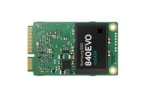 Samsung 840 EVO 500GB mSATA Solid State Drive