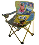 Nickelodeon - Spongebob SquarePants Kid's Folding Camp Chair