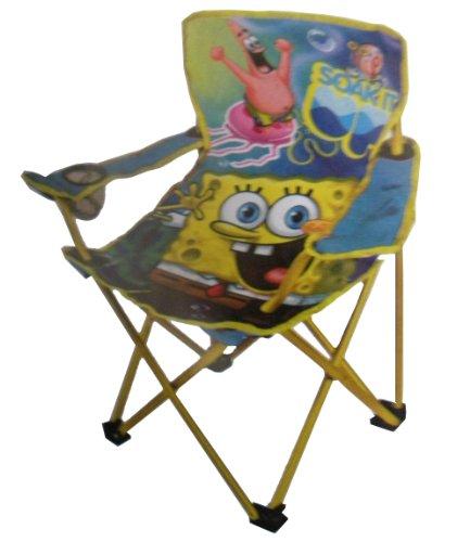 Nickelodeon Spongebob SquarePants Kid S Folding Camp