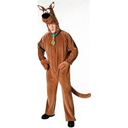 Scooby Do Scooby Costume, Adult Standard