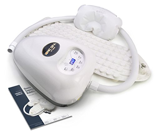 Deluxe Ozone Supersonic Bubble Massager (Digitally Controlled) front-113895