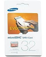 Samsung Plus 32 Go MicroSDHC Class 10 UHS-1 48Mo/s Carte Mémoire (MB-MPBGB)