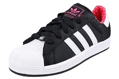 adidas originals superstar ii w sneaker women black shoe. Black Bedroom Furniture Sets. Home Design Ideas