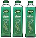 3x Radox Original Bath Therapy Juniper &Thyme Bath Soak