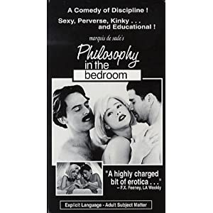Tony Guzman Philosophy in the Bedroom 1995 Cinema of the World