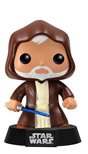 Funko - Pdf00005077 - POP - Star Wars - Figurina Obi-Wan  - Marrone