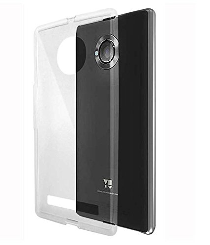Stromax Transparent Back Cover For Yu 6000 YUREKA NOTE