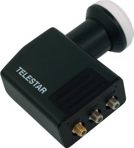 Telestar Skywire HC Unicâble numérique et tête universelle LNB Twin Noir (Import Allemagne)