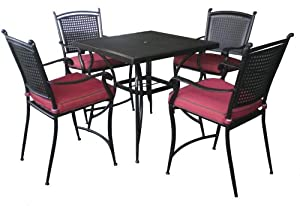 Good One more option for shopping DC America GTS Savannah Aluminum Rattan Patio Set Piece This website every helps search the product you want for you
