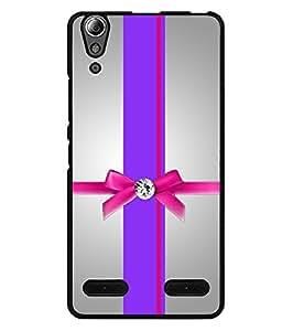 Printvisa 2D Printed Designer back case cover for Lenovo A6000 - D4586