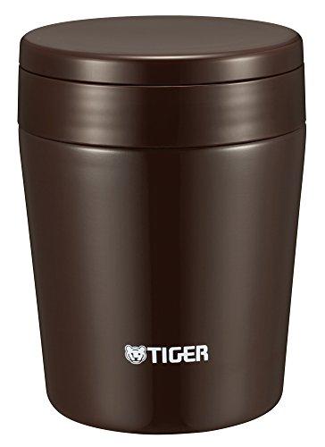タイガー 魔法瓶 スープ ジャー 300ml ショコラ ブラウン MCL-A030-TC Tiger