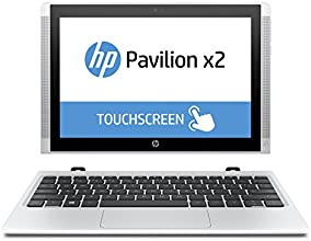 "HP Pavilion x2 10-n200nf PC portable Hybride Tactile 10.1"" Blanc (Intel Atom, 2 Go de RAM, SSD 32 Go, Windows 10)"