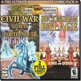 Hidden Mysteries Civil War- Secrets of the North and South/ Bukingham Palac ....