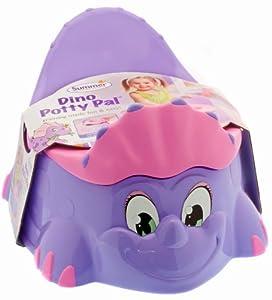 Summer Infant Dino Potty (Pink)