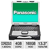 Panasonic Toughbook CF-30K Rugged Notebook PC (Certified Refurbished)
