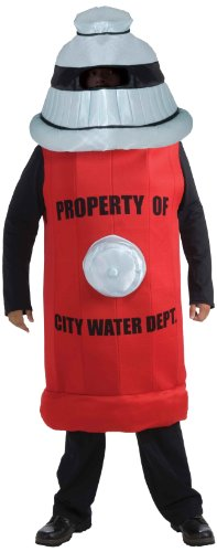 Forum Novelties Men's Fire Hydrant Adult Costume