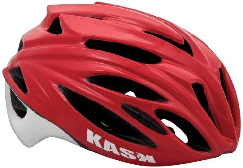 Kask Rapido - Casco para bicicleta de carretera, color rojo , talla L ( 59 - 62 cm ) ,talla L ( 59 - 62 cm )
