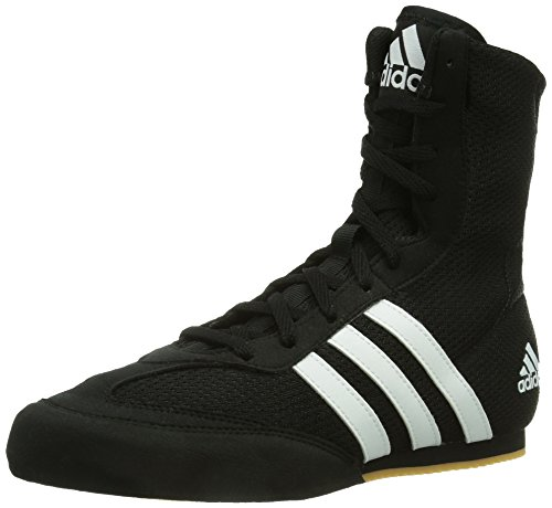 adidas, Scarpe da boxe Box Hog 2, Nero (nero), 45