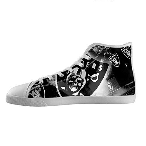 Raiders Sneakers, Oakland Raiders Sneakers, Raiders ...