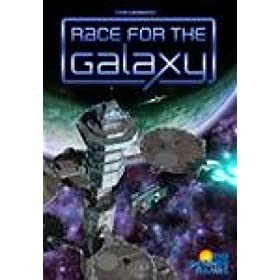 Race for the Galaxy board game!