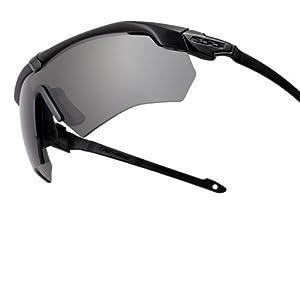 ESS Eyewear Crossbow Suppressor 2X Deluxe Kit, Black by ESS Eyewear