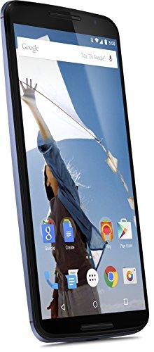 Google Nexus 6 - Smartphone libre Android (pantalla 5.96