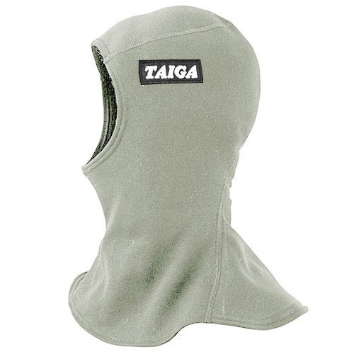 TAIGA Balaclava - Polartec® Power Stretch® Fleece Balaclava Hood, MADE IN CANADA
