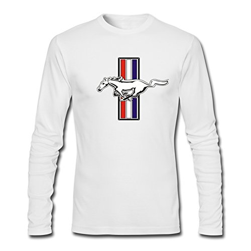 Ford Mustang For Mens Long Sleeves Outlet