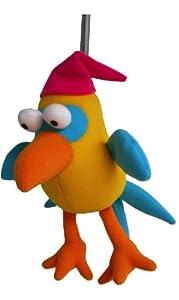 Jumpee's: Hanging, Bouncing Stuffed Animals (L, Bird)