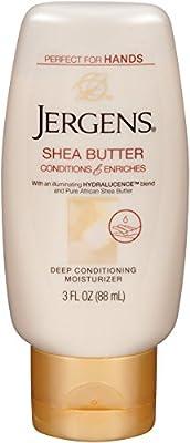 Jergens Shea Butter Moisturizer Lotion, 3 Ounce