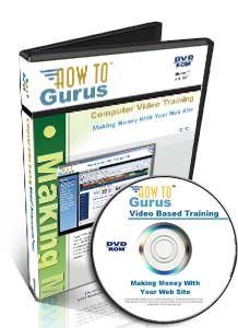 Internet Marketing and Advertising Training on DVD, 8 Hours in 113 Computer Video Lessons. Learn how to market and sell your product online with our easy to use video based training