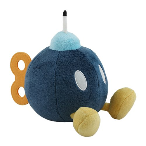 "Little Buddy Toys Bob Omb 6"" Plush - 1"
