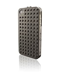 SmallWorks BrickCase for iPhone 4/4S - Verizon, AT&T & Sprint - Black